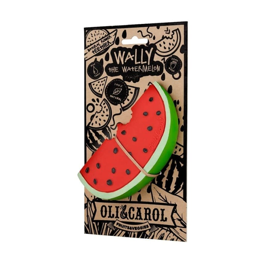 Wally the Watermelon: Packaging